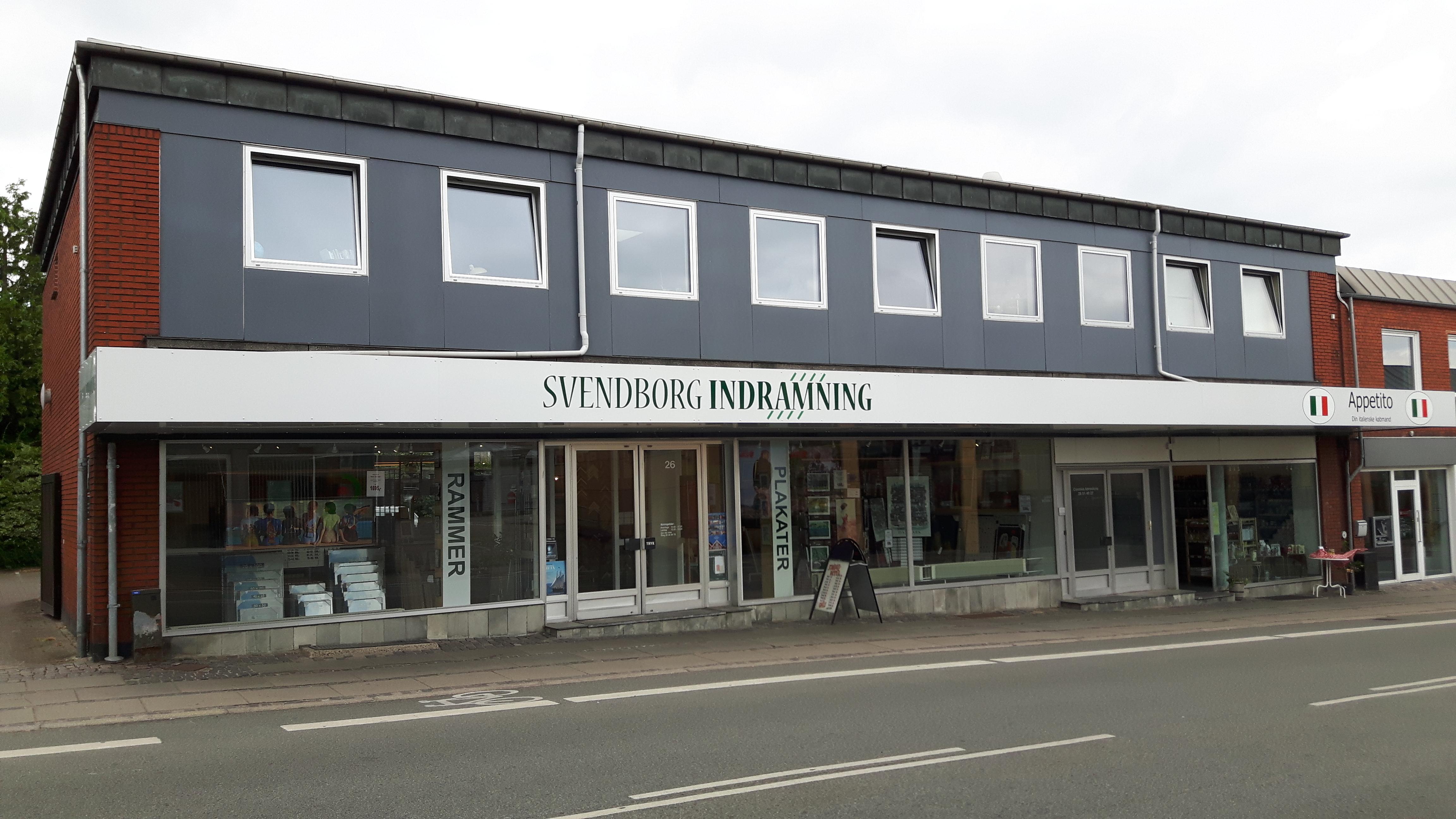 Svendborg Indramning